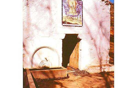 Virgin of grace Sanctuary