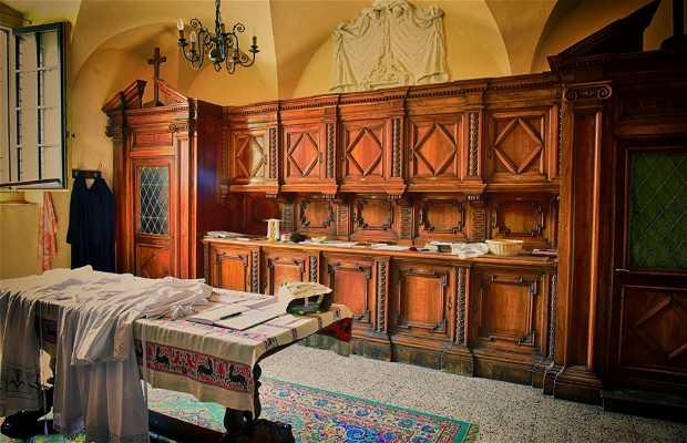 Sagrestia della Basilisca di Santa Maria in Valvendra