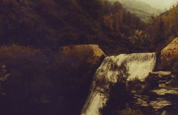 El río de Pampaneira
