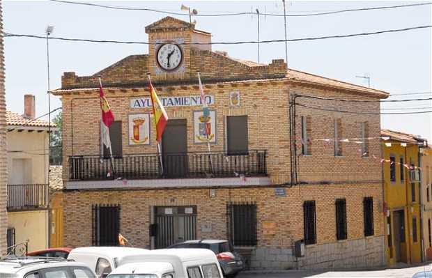 Town Hall of Mesegar de Tajo