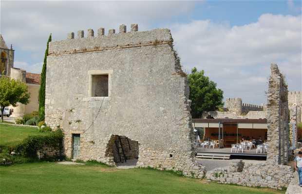 Le chateau de Montemor