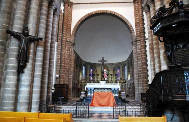 Abadía de la Santa Cruz
