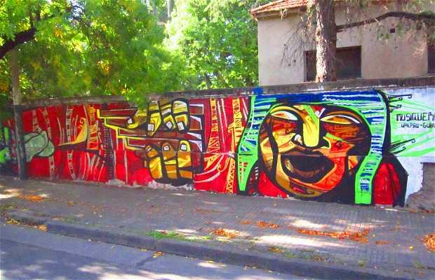Graffitis Salta
