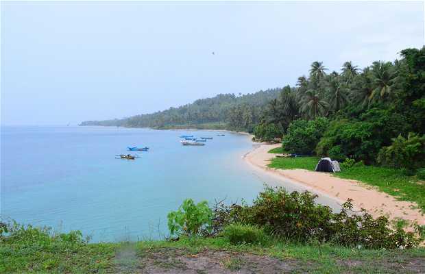 Playa de Bacau, Timor Est