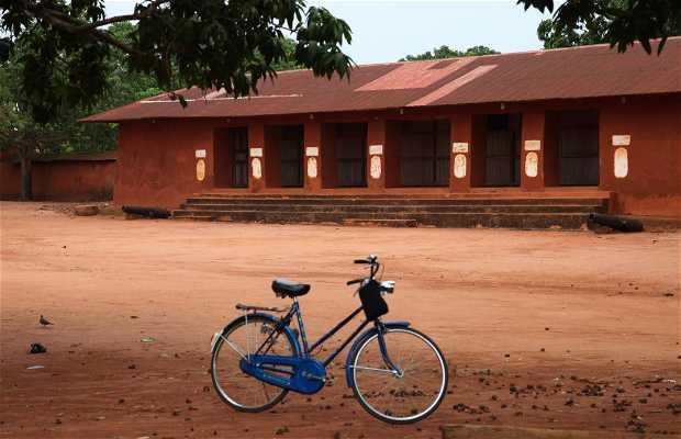 Palacios reales de Abomey