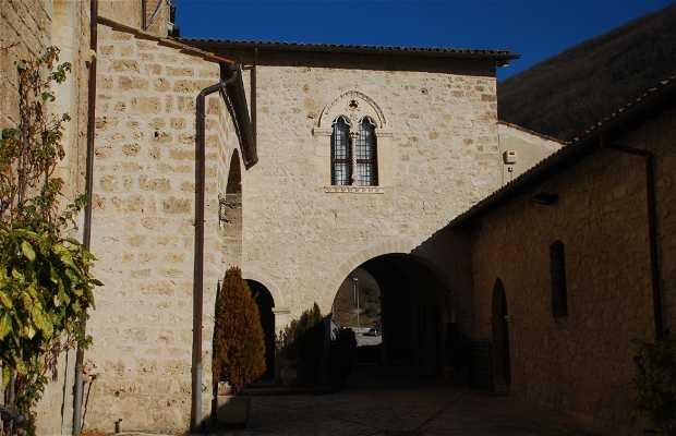 Abbaye de Saint Eutizio