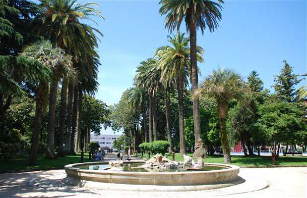 Parque de las Palmeras