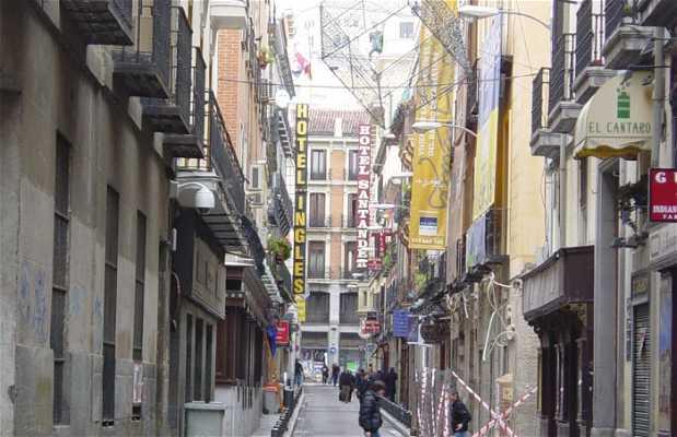 Rua Echegaray