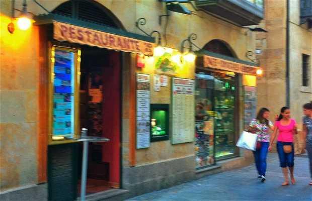 Restaurant CORRILLO