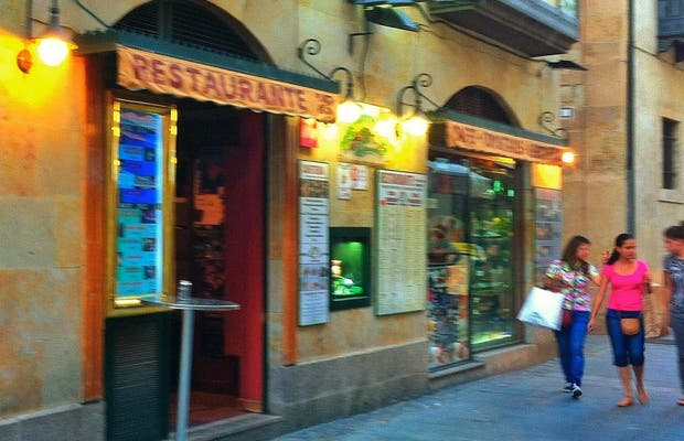 Restaurante CORRILLO