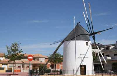 Moulin de l'oncle Pacorro