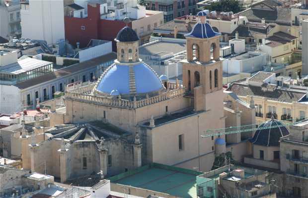 Cathédrale d'Alicante