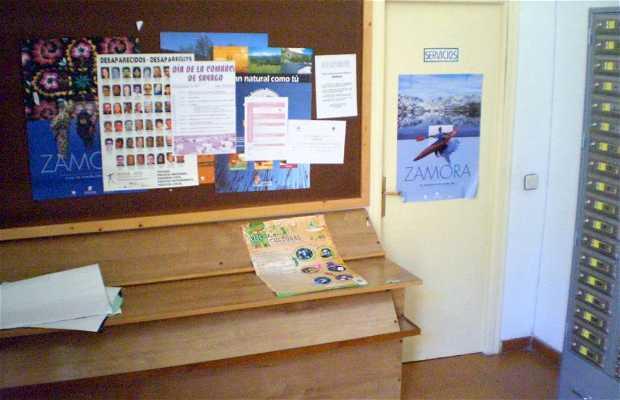Oficina de turismo de fermoselle en fermoselle 2 for Oficina turismo salamanca