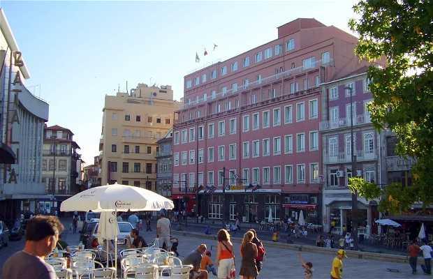 Praça da Batalha - Plaza de Batalla