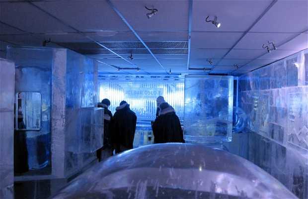 Icebar Oslo by Icehotel