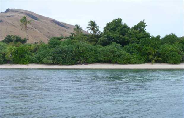 Boat Cruise to Nacula Island Village