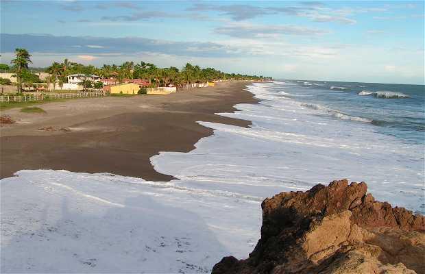 Spiaggia di Poneloya