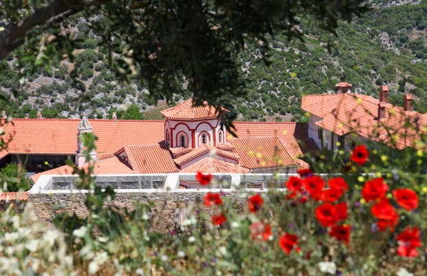 Monasterio de Megalis Panagias
