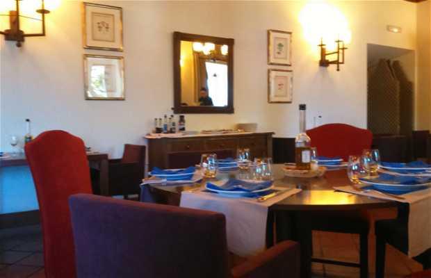 Restaurante Parador de Monforte de Lemos