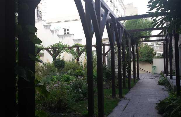 Jardin des Abesses