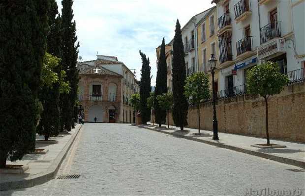 Calle Cruz Blanca