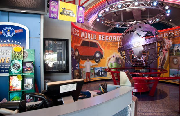 Museo Guiness World Records
