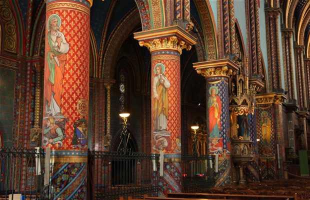 Iglesias de St Michel de Frigolet