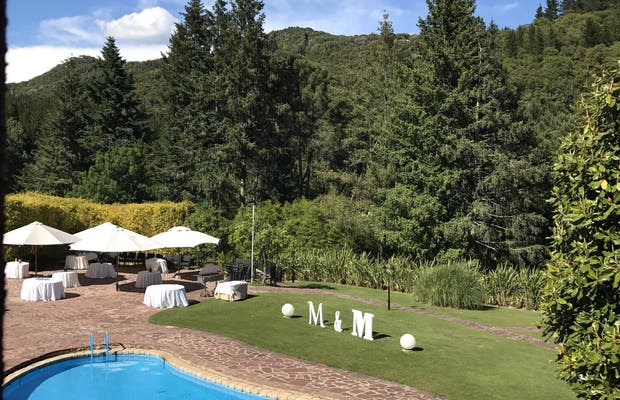 Restaurante Can Marlet (Can Marlet-Montseny)