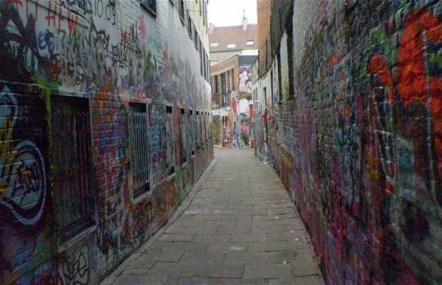 Werregarenstraat Street