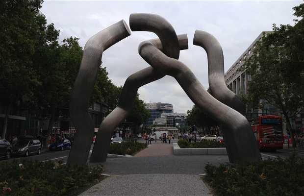Escultura Berlín