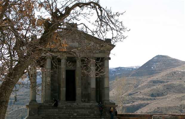El Templo de Garni