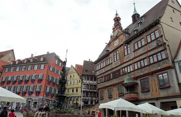 Marktplatz - Plaza del Mercado