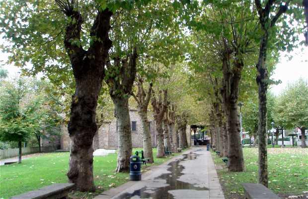 Park of Tabira