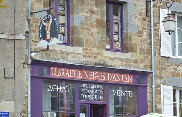 Librairie Neiges d'Antan