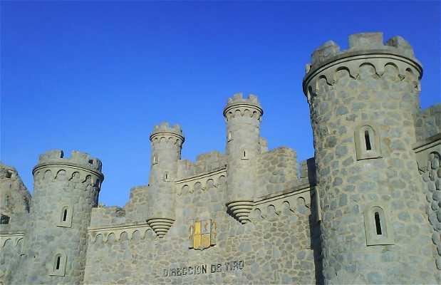 Castillo militar de La Azohía