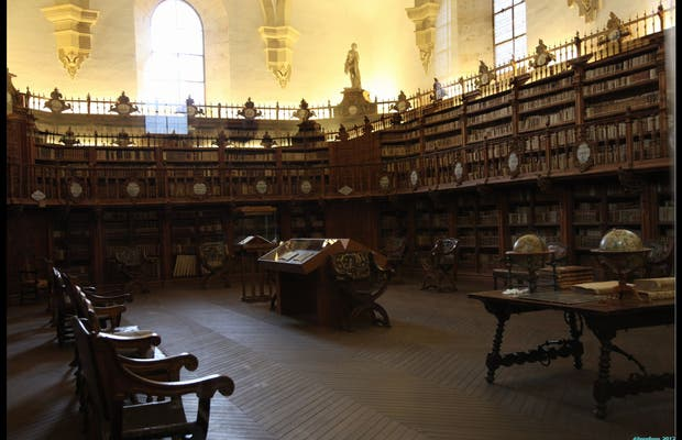 Bibilioteca De La Universidad