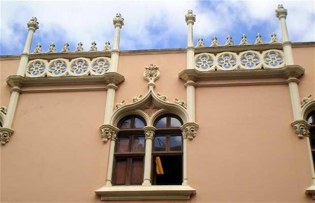 Antiguo Colegio de las Dominicas - Archivo Histórico Municipal