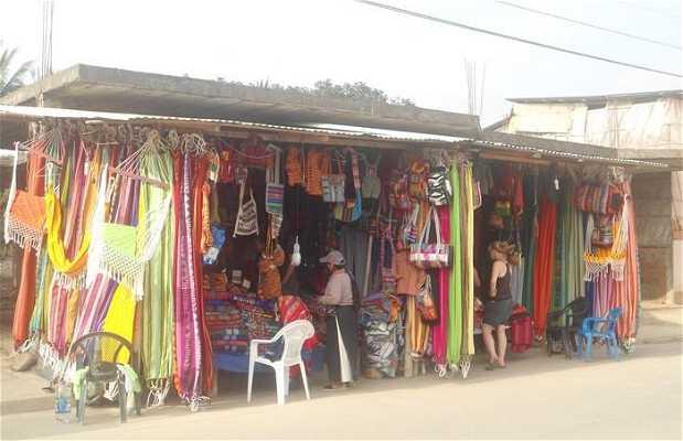 Tiendas de artesania