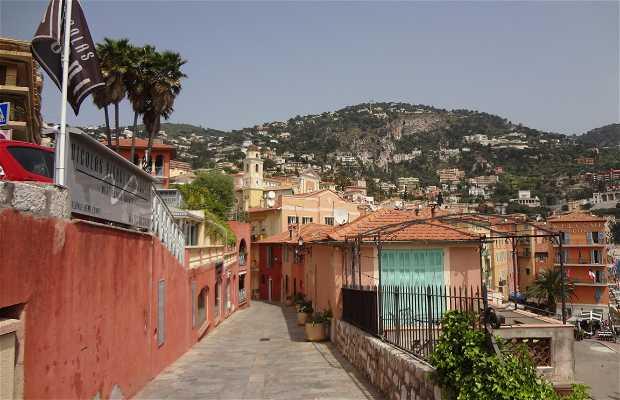Vieux Village de Villefranche sur Mer