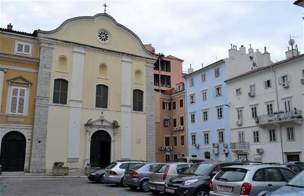Plaza de la Resolución de Rijeka