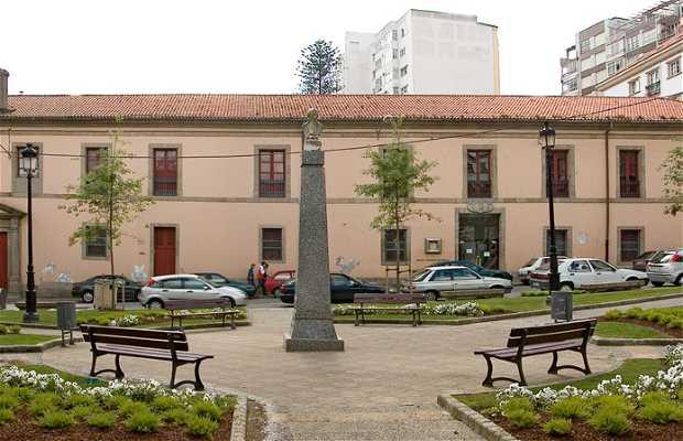 Hospital de la Caridad (Centro Cultural Torrente Ballester)