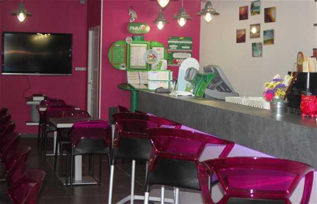 Bar & Brasserie des Halles