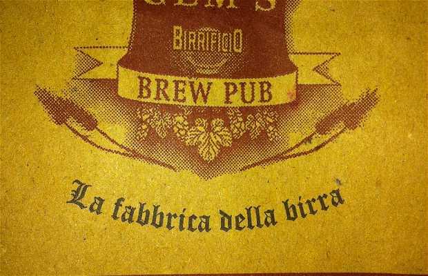 Gem's Brew Pub