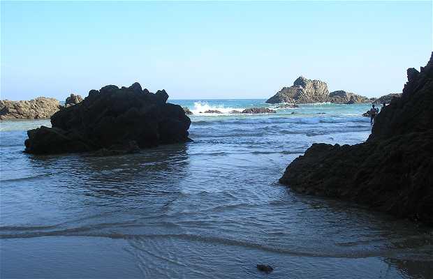 Franca Beach