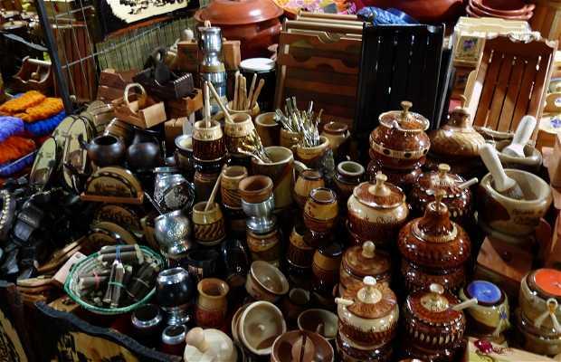 Feria artesanal de Chillan
