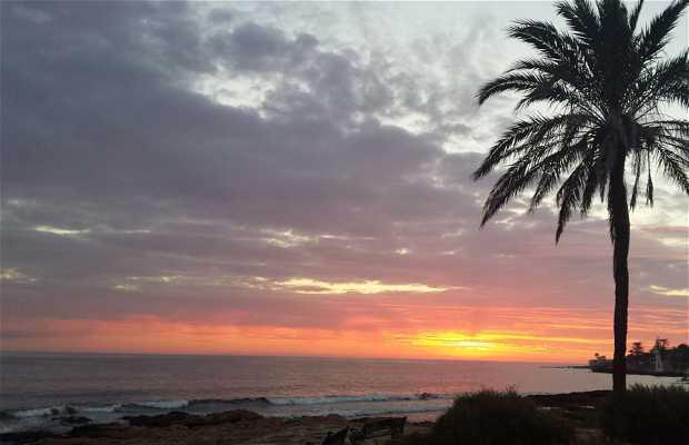 Playa de Las Rotas