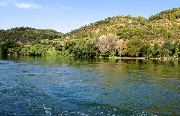 Promenade à Laúd Benifallet sur l'Ebre