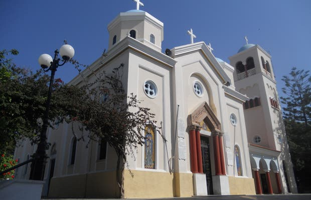 Igreja Agia Paraskevi