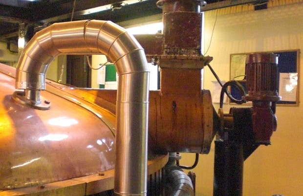 Fábrica de Whisky Auchentoshan