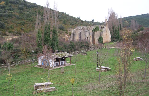 Merendero de la ermita de San Zoilo